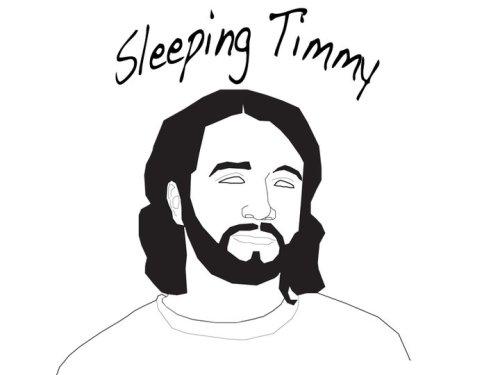 sleepingtimmy