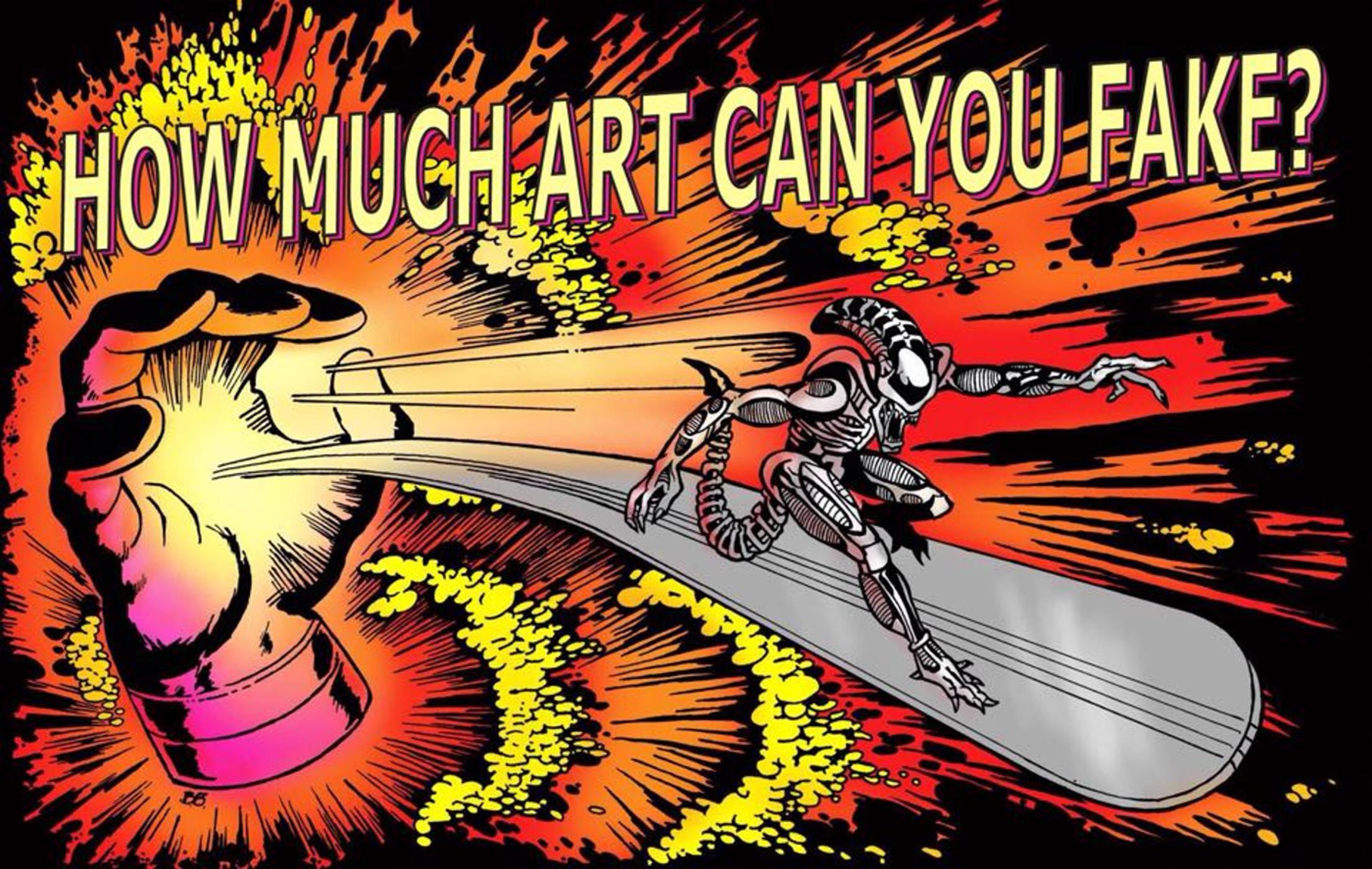 Bandcamp Surfer Image