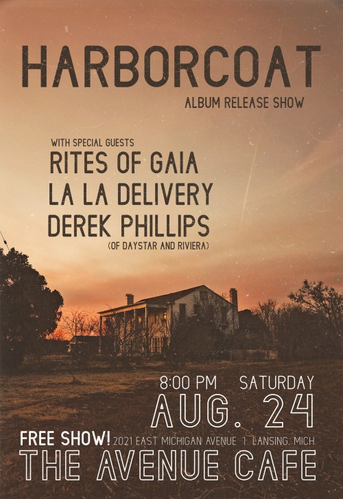 harborcoat-release-party